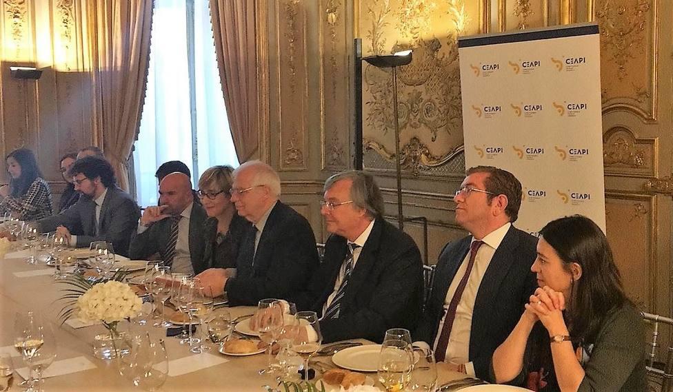 Borrell subraya ante empresarios la apuesta de España por la estabilidad y la seguridad jurídica en Iberoamérica