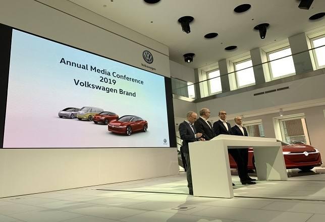 La marca Volkswagen ganó 3.240 millones en 2018 sin el impacto de 1.900 millones del dieselgate