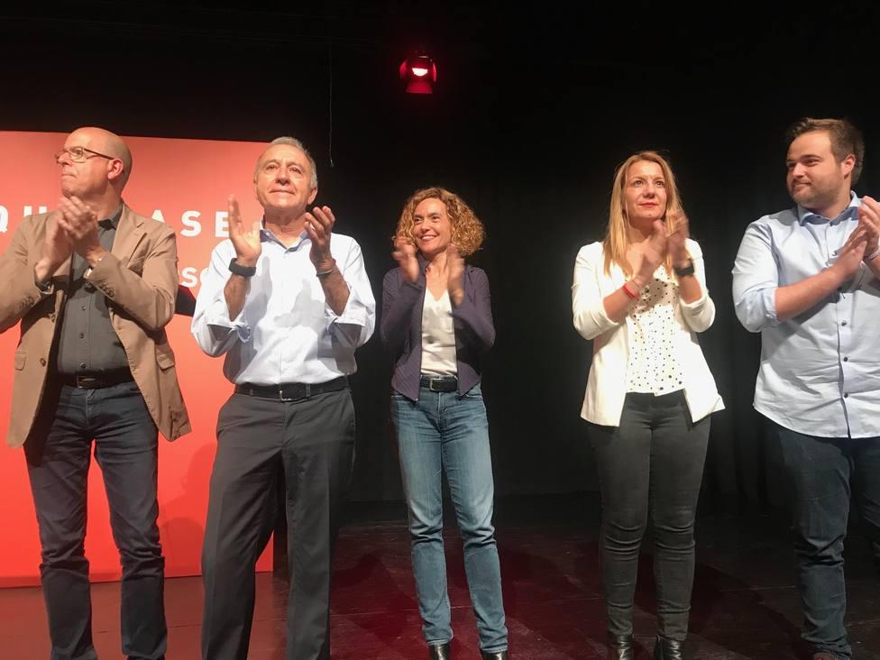 Batet pide votar a Sánchez y no a los comuns, voto útil de los independentistas