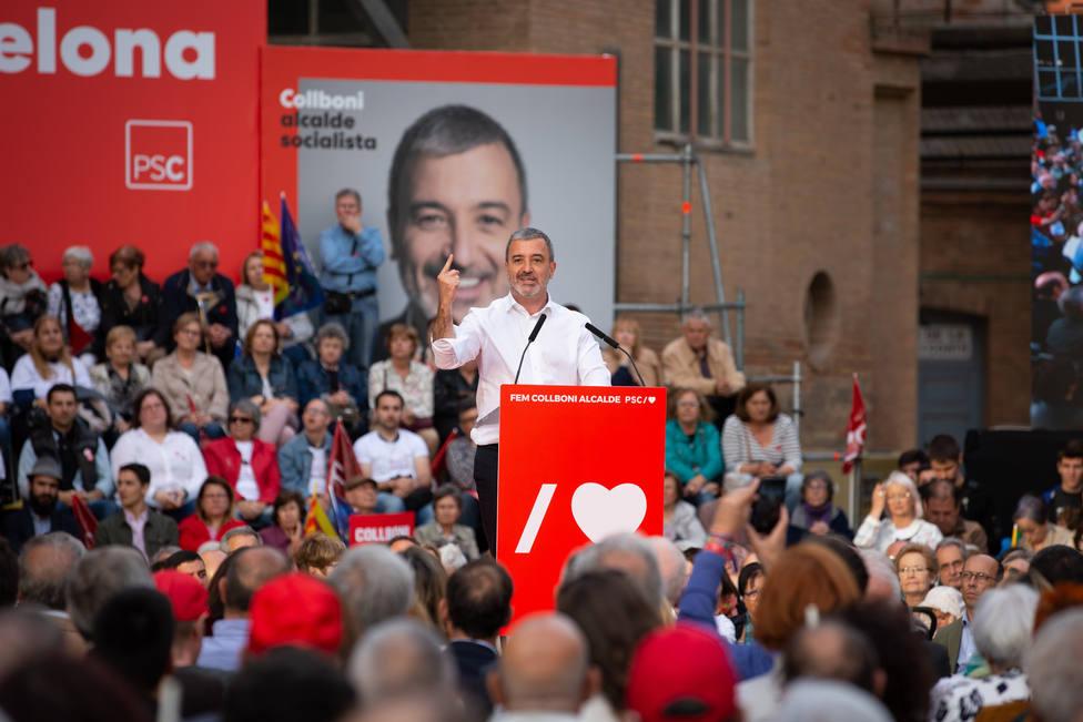 Collboni sobre Maragall: Él es amigo del señor Torra y yo de Pedro Sánchez
