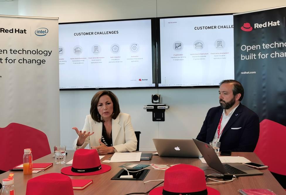 Julia Bernal (Red Hat): En 2020 más del 90% de las organizaciones tendrá una estrategia multicloud
