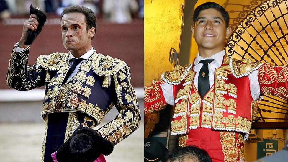 Antonio Ferrera y Luis David, torearán en Pamplona en sustitución de Roca Rey y Román respectivamente