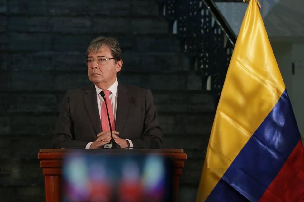 Colombia reitera su preocupación por los vínculos del Gobierno de Maduro con el ELN