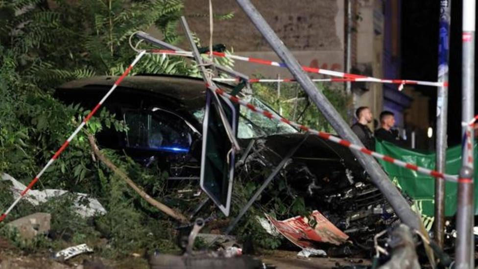 Así ha sido el terrible atropello en el centro de Berlín que ha dejado 4 muertos