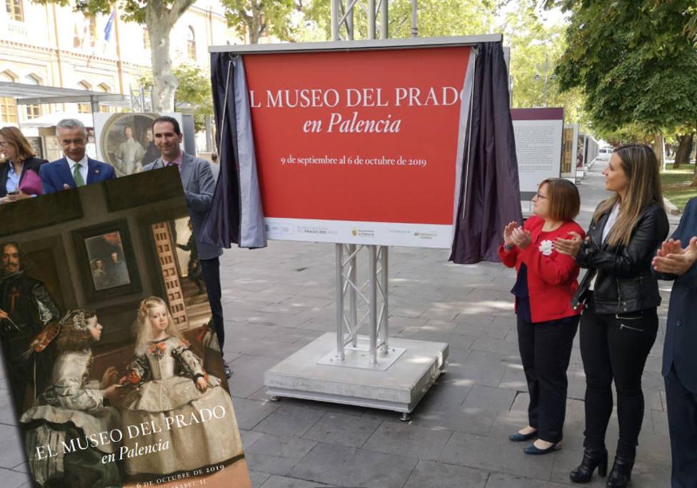 El Prado en las calles hace parada en el Paseo del Salón de Palencia hasta el 6 de octubre