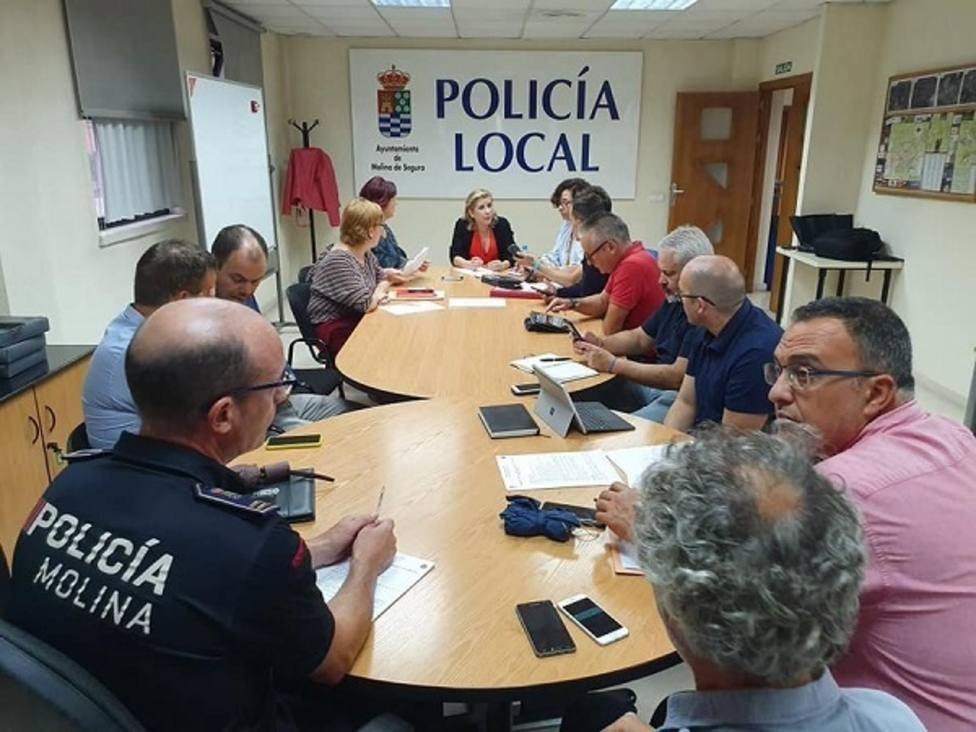 El Ayuntamiento de Molina de Segura activa el Plan Territorial de Protección Civil