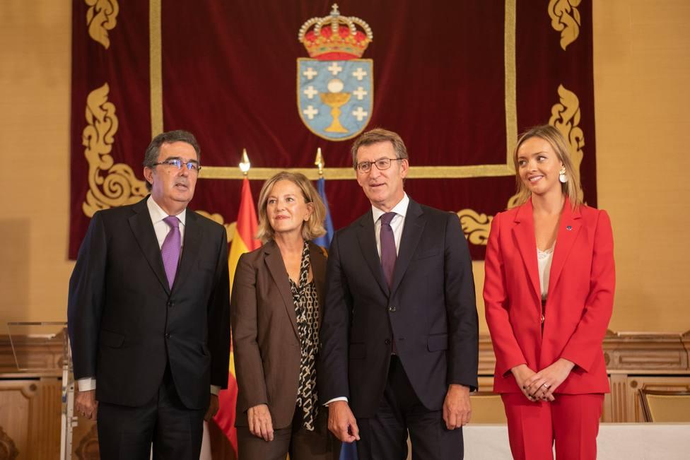 Fundación Amancio Ortega financiará con 90 millones las 7 nuevas residencias de mayores proyectadas por la Xunta