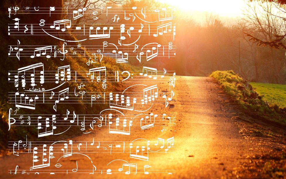 Caminando y cantante... melodías de vida y esperanza