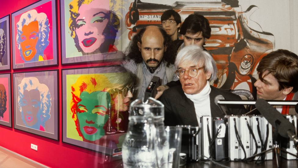 Las sorprendentes creencias religiosas de Andy Warhol