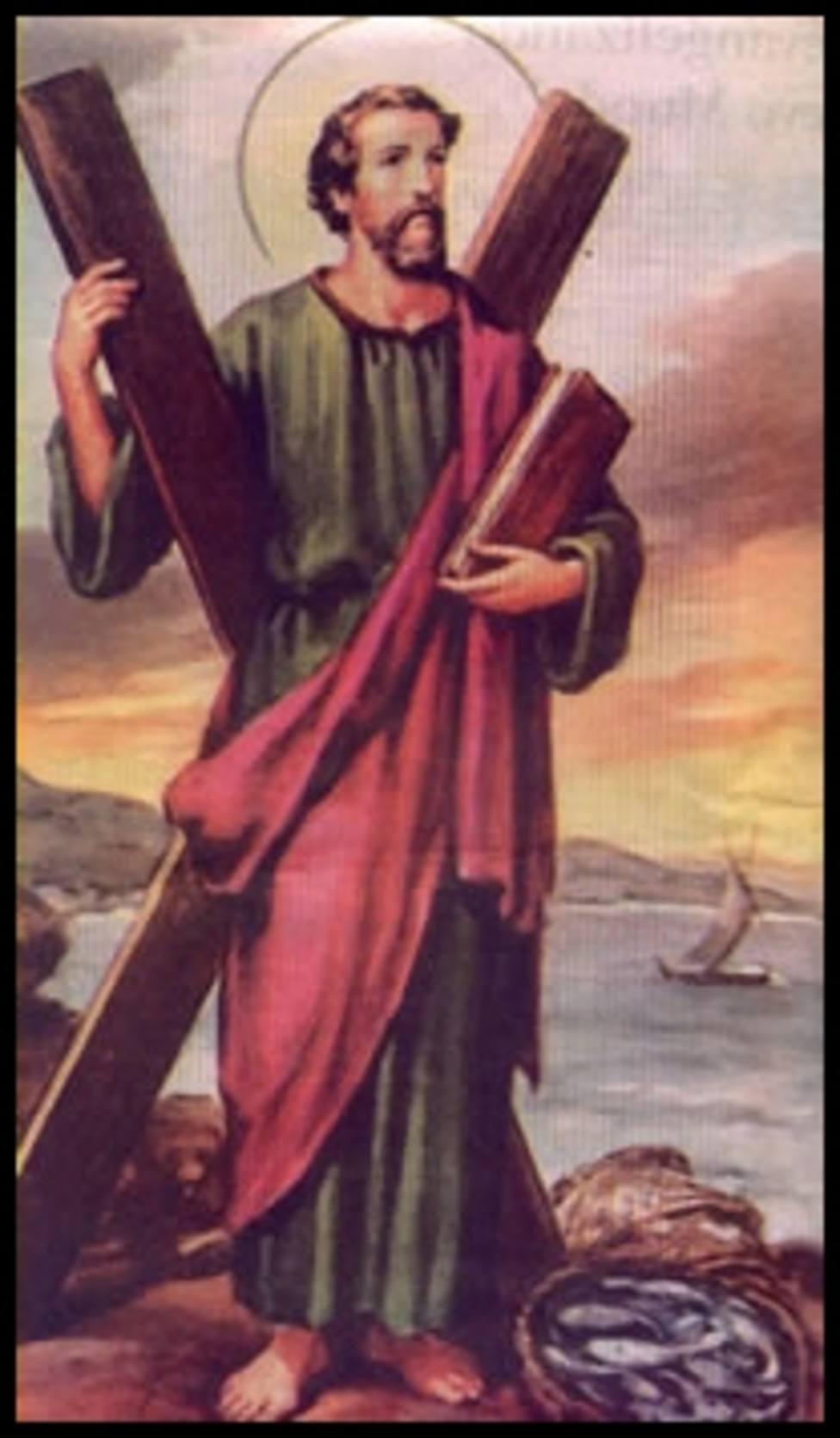 San Andrés: el evangelizador de la Iglesia en Grecia