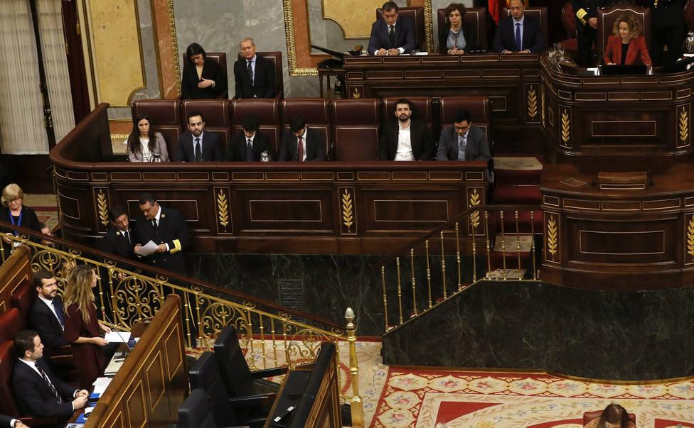 Las diferencias entre jurar y prometer la Constitución en el Congreso de los Diputados