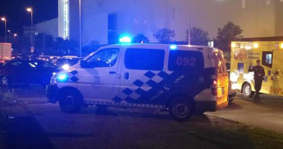 Foto de archivo del vehículos de Atestados de la Policía Local de Narón