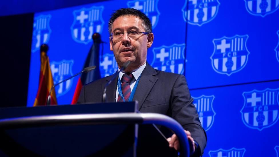 Bartomeu: El Clásico se jugará, no se volverá a aplazar