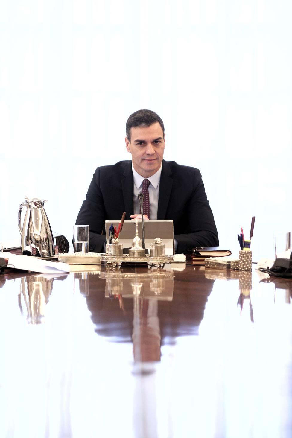 Sánchez ve impecable el curriculum de Delgado para ser Fiscal General y acusa al PP de querer bloquear la Justicia