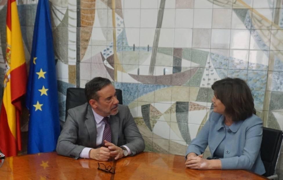 La presidenta de Navantia asegura que el Plan Estratégico garantiza la competitividad internacional