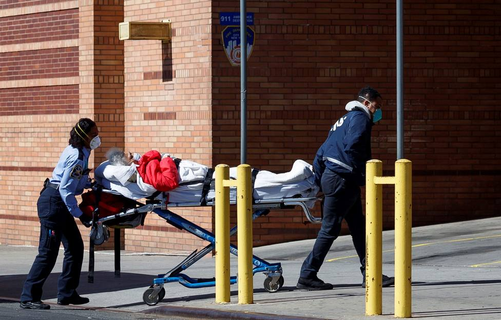 Muere un bebé de seis semanas en EEUU por el coronavirus