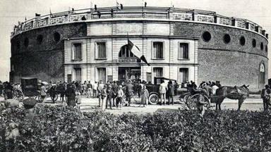 Plaza de toros de Orán (Argelia)