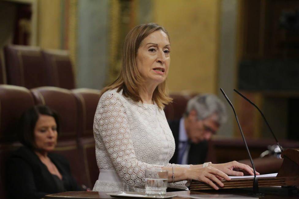 Ana Pastor asegura que el Gobierno actuó tarde y pide reforzar la vigilancia de la salud pública