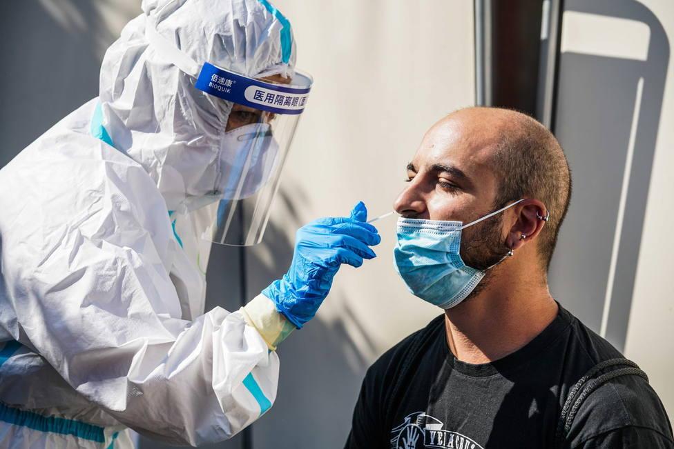 Italia registra 1.444 contagios y realiza casi 100.000 test en las últimas 24 horas