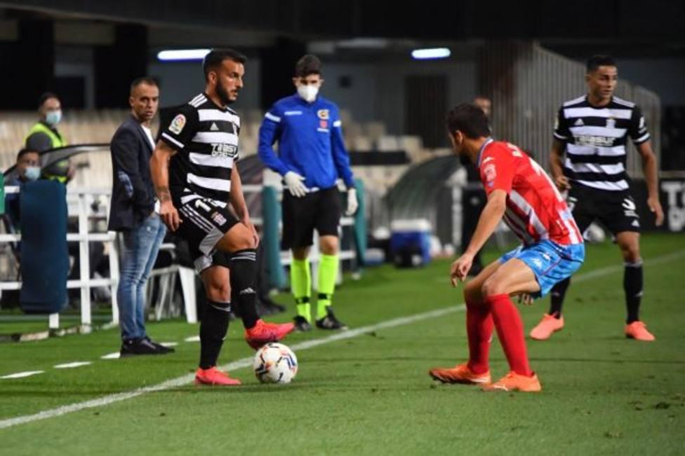Elady Zorrilla abrió el camino del triunfo para el FC Cartagena