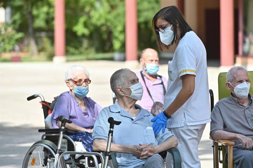 Residencia de ancianos de Alcalá de Henares en Madrid