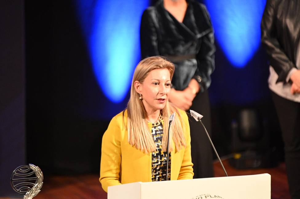 Eva Sáenz de Urturi, Premio Planeta 2020