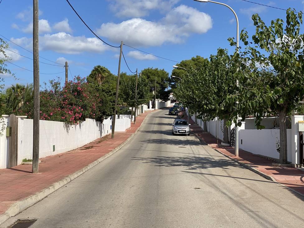 Alaior adjudica las obras depavimentación de la avenida Central de Cala enPorter