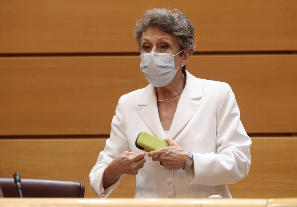 Rosa María Mateo (RTVE) indica que la externalización parcial con una productora es habitual en TVE