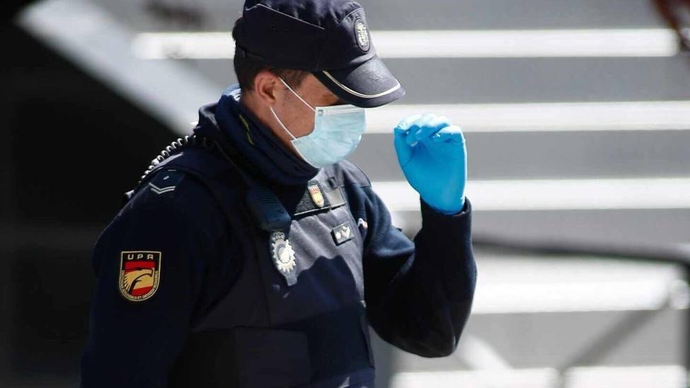 -upol y SUP vuelven a pedir PCR para policías desplazados por servicio tras el fallecimiento de un agente