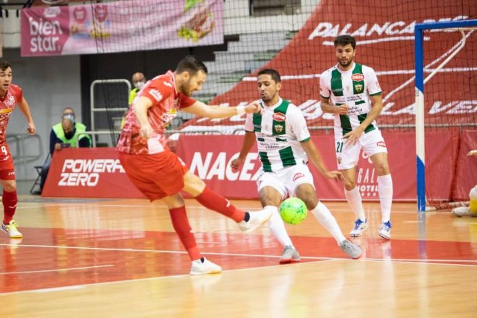 ElPozo Murcia Costa Cálida regresa con un importante triunfo ante Córdoba