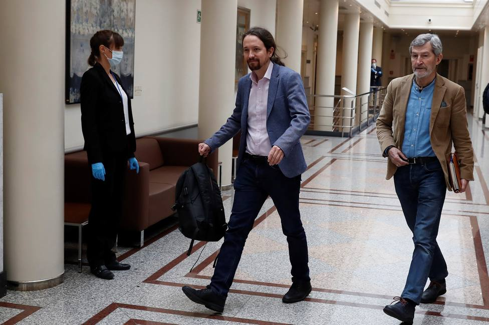 El juez de Neurona cita el próximo 26 de abril como testigos a 12 miembros del equipo electoral de Podemos