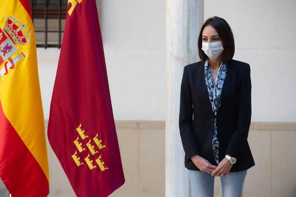 Valle Miguélez asume las competencias de Empleo tras la dimisión de Álvarez