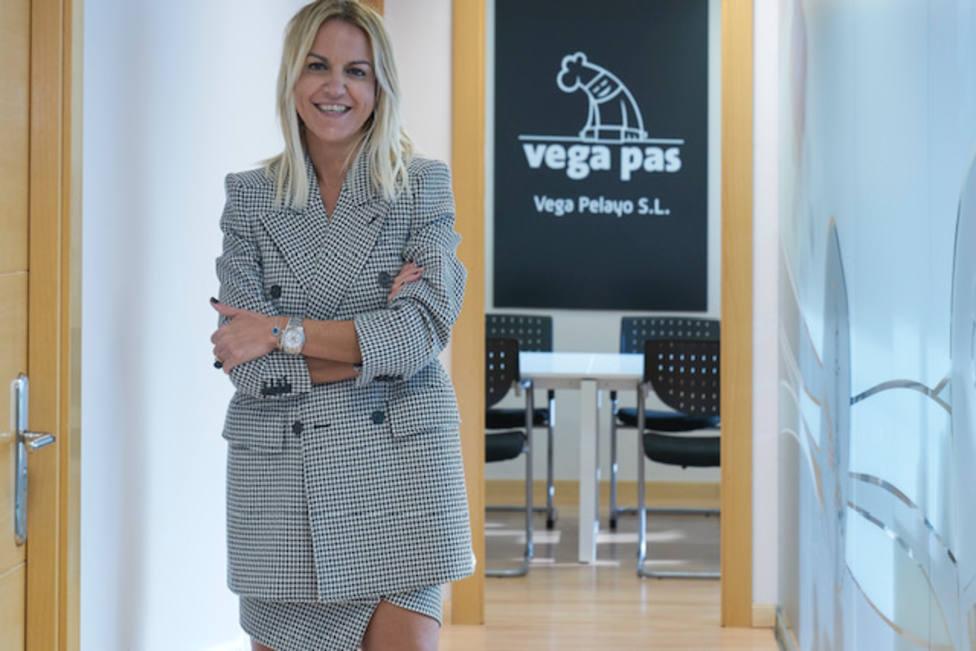 Gema Coria, presidenta AJE Cantabria