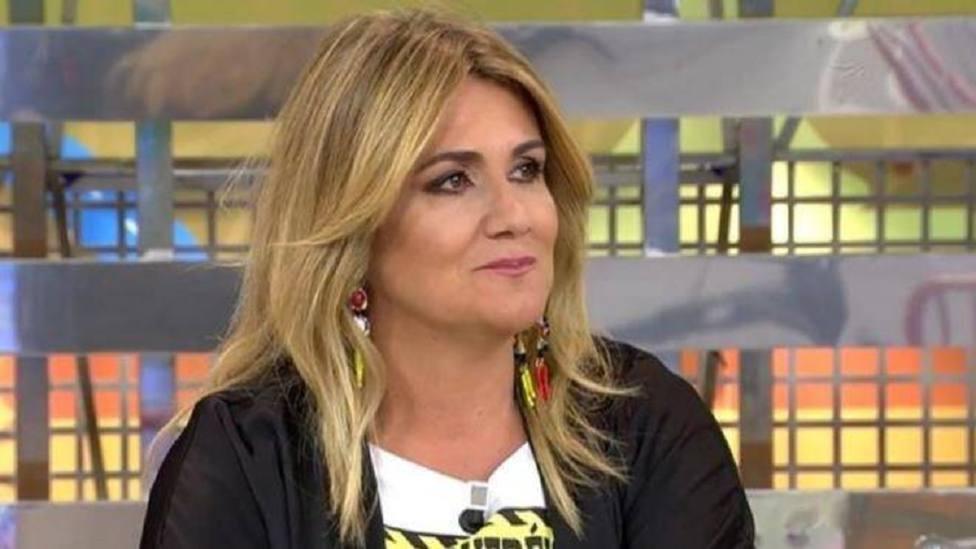 """Carlota Corredera muy dura con quienes increparon a Rocío Carrasco: """"La foto de la vergüenza"""""""