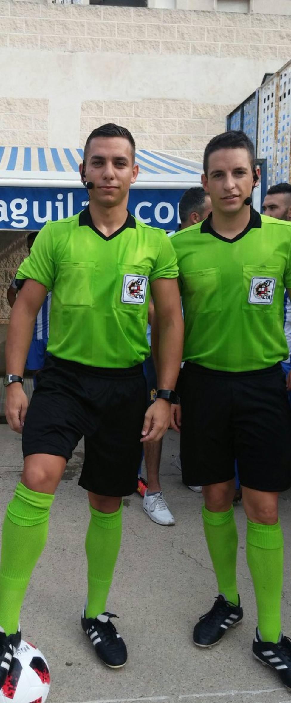 Martínez Montalbán y Navarro Quiñonero logran el asenso de categoría.