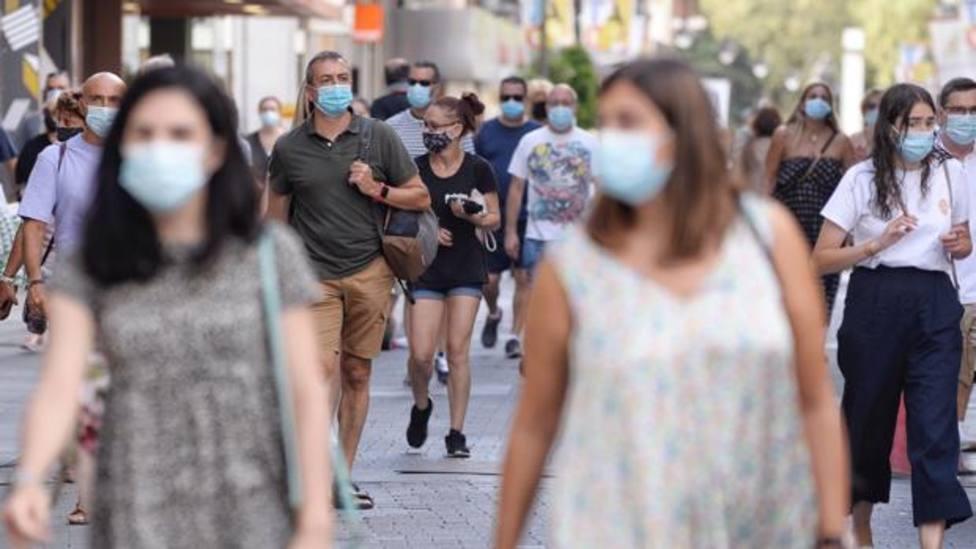 La eliminación de la mascarilla, a debate en España
