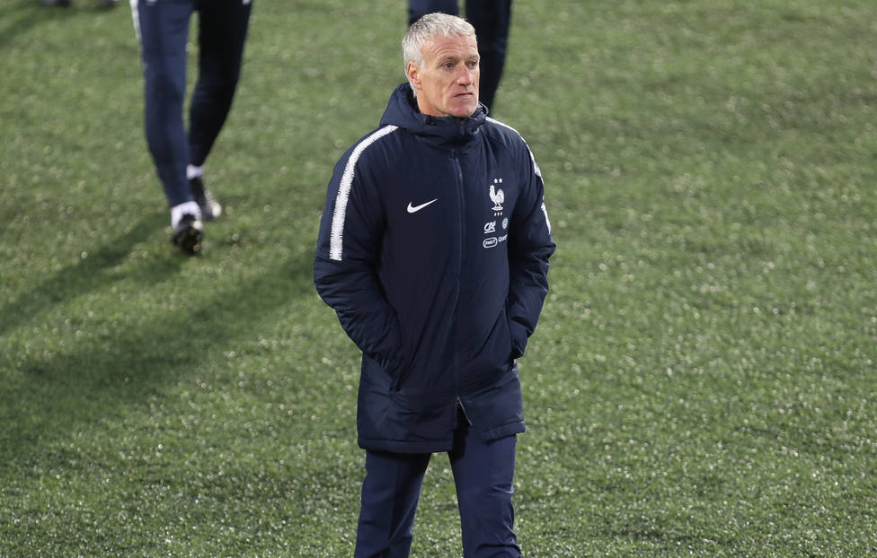 FOOTBALL - UEFA EURO 2020 - QUALIFYING - ANDORRA v FRANCE