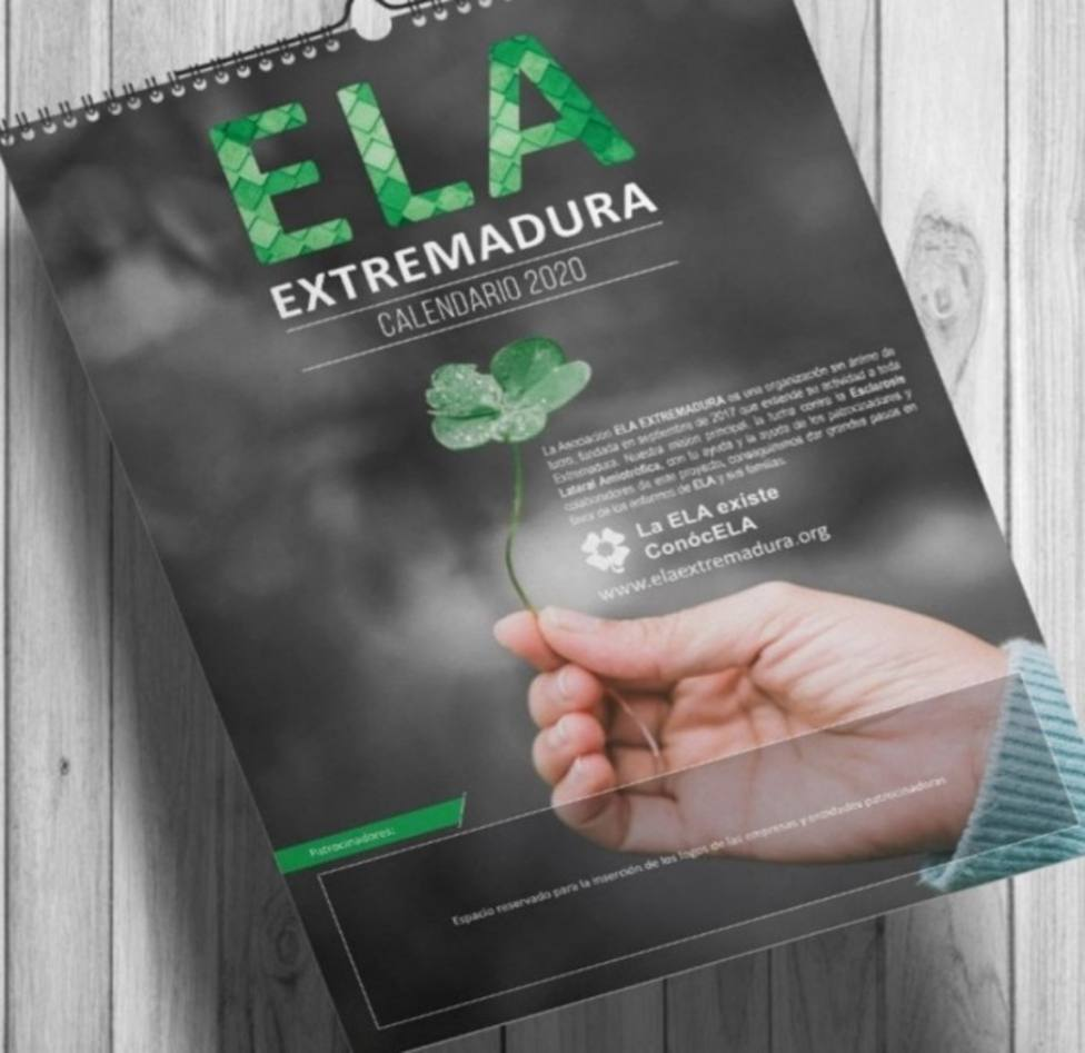 Calendario Asociación ELA Extremadura