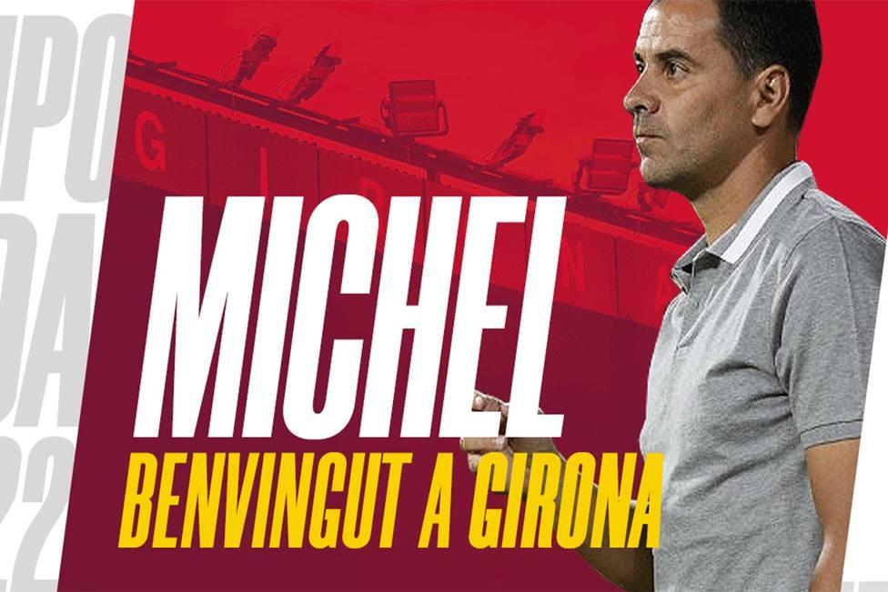 MÍCHEL GIRONA