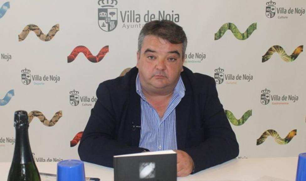 Miguel Ángel Ruiz Lavín, Alcalde de Noja