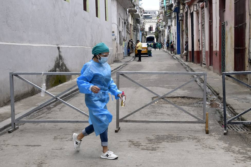 Cuba registra 9.747 positivos y 87 fallecidos en las últimas 24 horas
