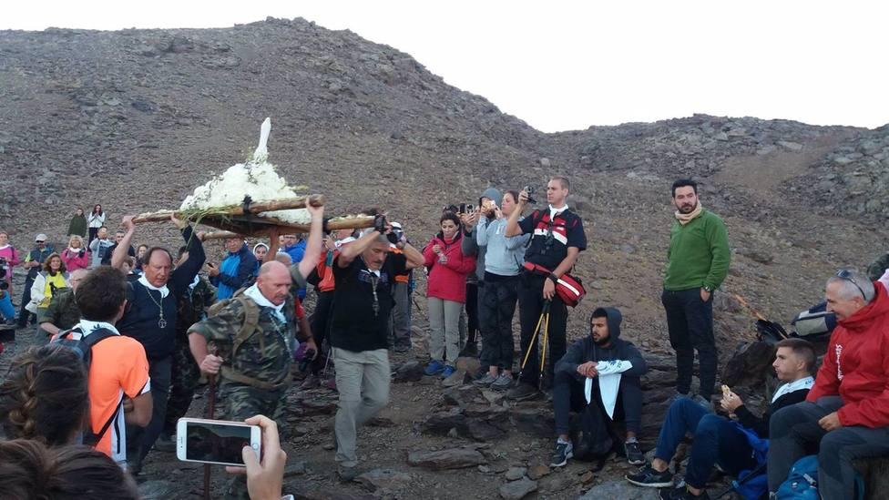 Granada.- Coronavirus.- Trevélez y Monachil programan actividades por la Virgen de las Nieves, este año sin romerías