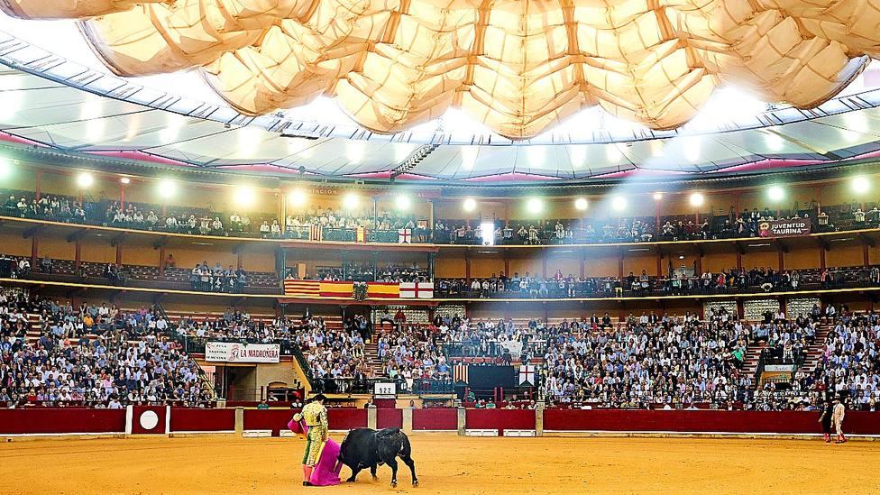 Plaza de toros de La Misericordia de Zaragoza