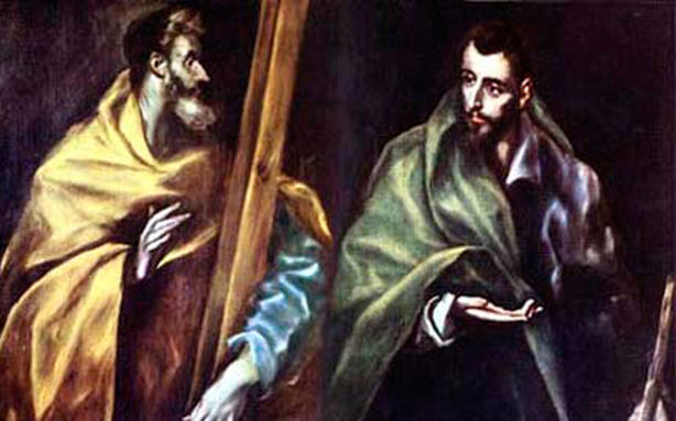 Santos Felipe y Santiago