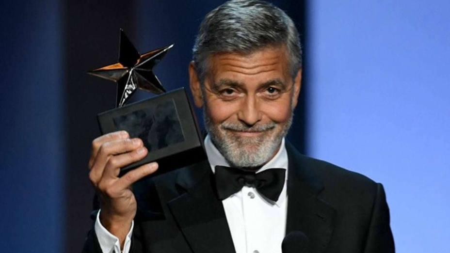 George Clooney , Foto Omega Watches