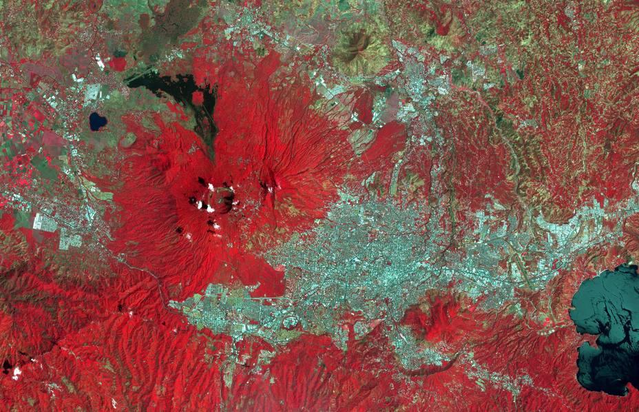 Indra trabaja con la ESA para reducir los daños causados por los desastres naturales