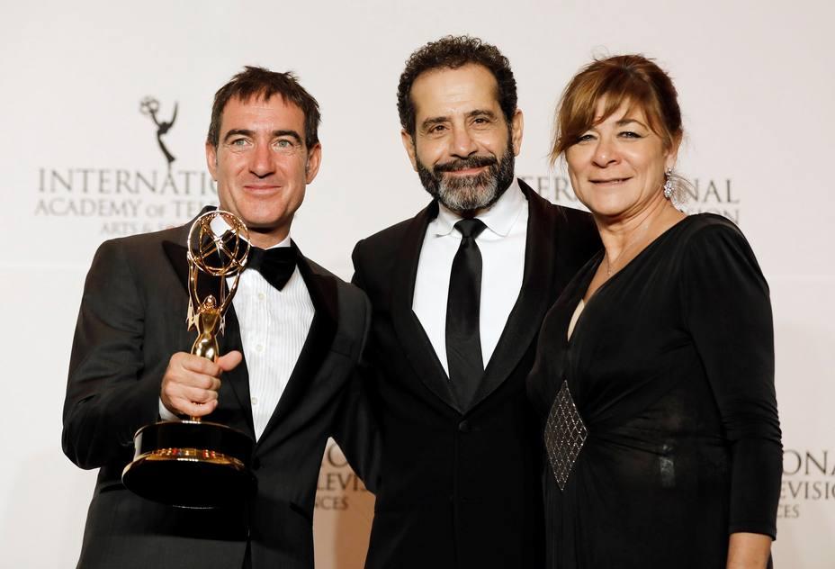 La Casa de Papel se trae un Emmy a España por primera vez desde 1973
