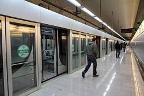 ANDALUCIA. Sevilla. El metro registra el mejor primer trimestre desde su inauguracion con casi 4,5 millones de viajeros