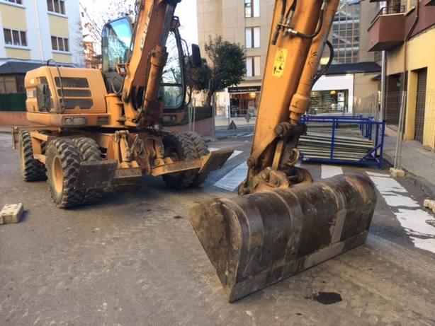 obras avenida Zaragoza