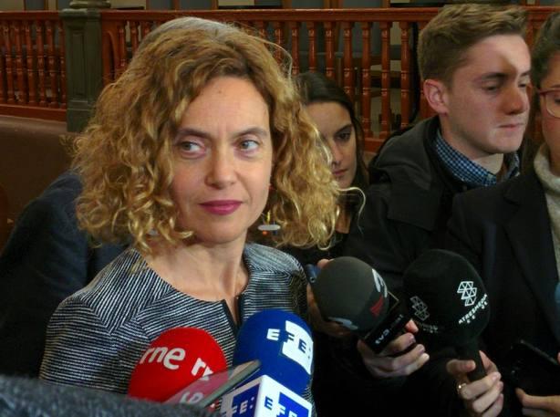 Batet pide a los independentistas que decidan su voto a los PGE en función del contenido